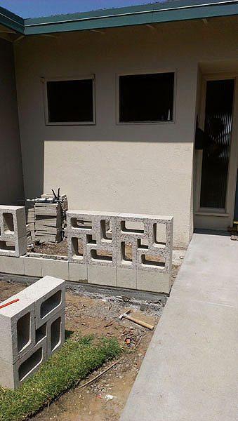 Los Angeles Concrete Wall-7
