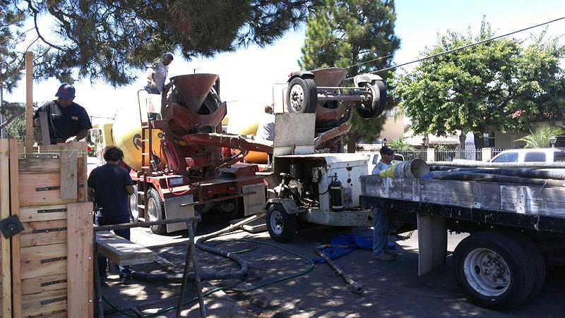 Los Angeles Concrete Walls-34