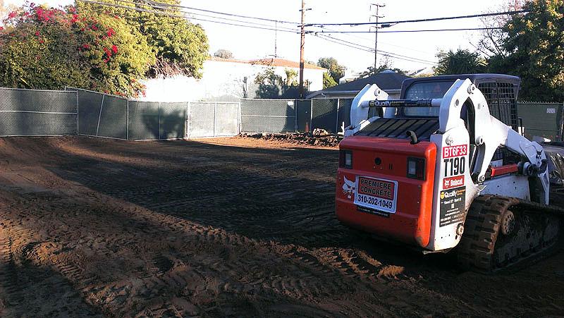 Los Angeles Concrete Walls-101