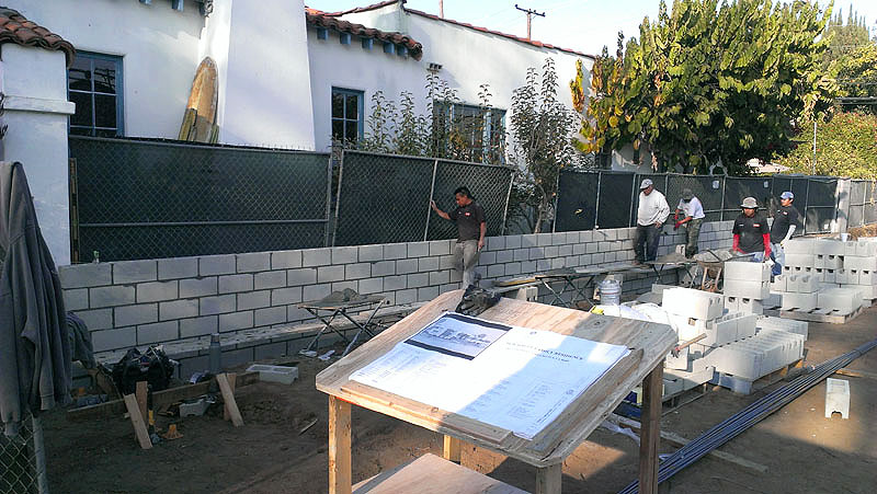 Los Angeles Concrete Walls-105