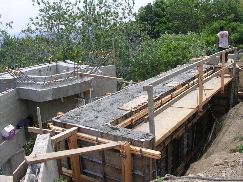 Concrete Foundations Decks Driveways-30