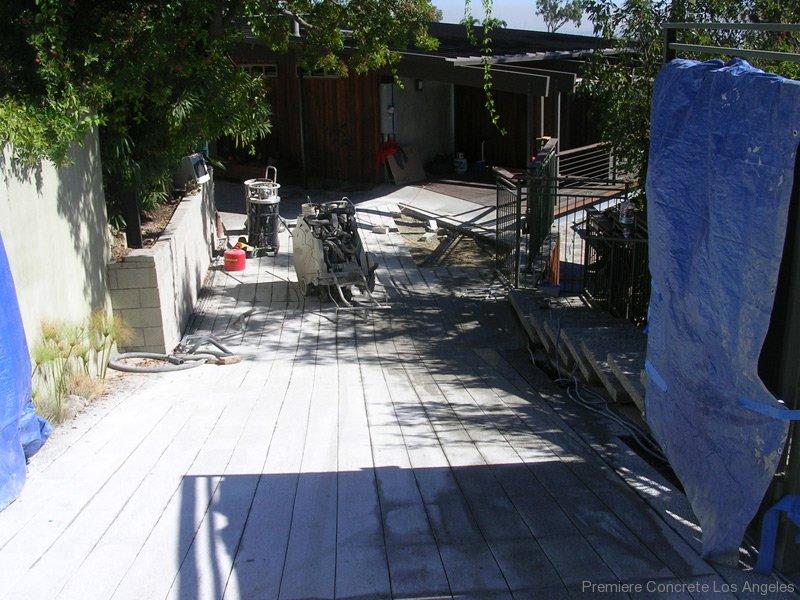 Concrete Foundations Decks Driveways-45