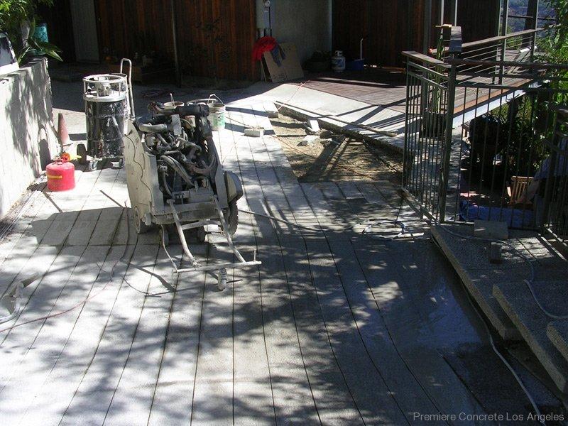 Concrete Foundations Decks Driveways-46