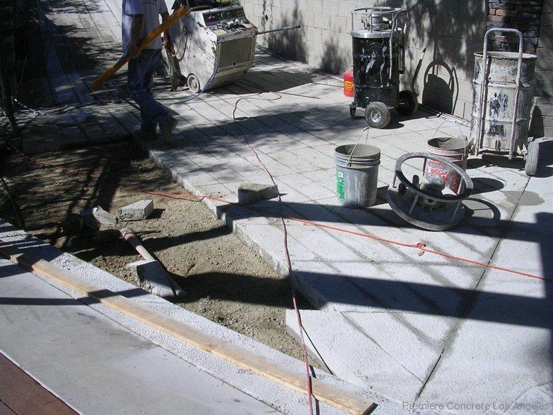 Concrete Foundations Decks Driveways-44