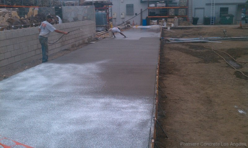 Concrete Foundations Decks Driveways-58