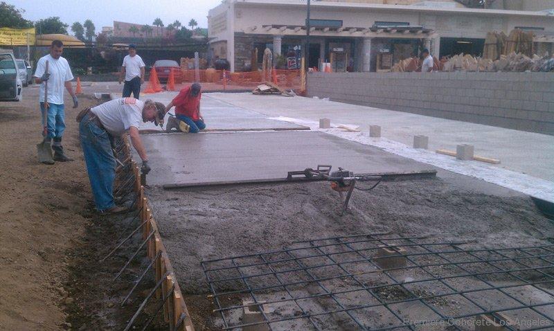 Concrete Foundations Decks Driveways-56