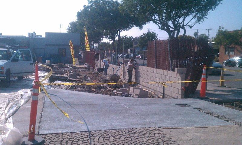 Concrete Foundations Decks Driveways-60