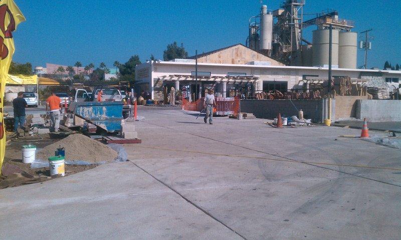 Concrete Foundations Decks Driveways-61