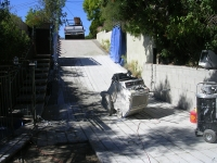 Concrete Foundations Decks Driveways-47