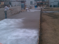Concrete Foundations Decks Driveways-58