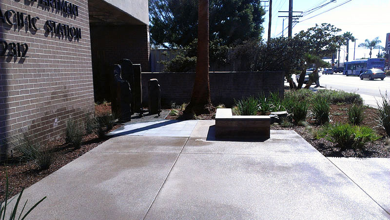 LAPD Pacific Station-Stonework-Beautification-P4