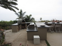 Malibu Patio and Outdoor Oven-M5