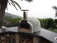 Malibu Patio and Outdoor Oven-M7