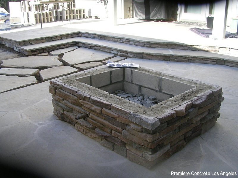 Outdoor Kitchens, Firepits, Fireplaces-23
