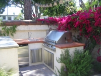 Outdoor Kitchens, Firepits, Fireplaces-4