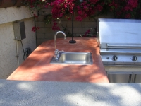 Outdoor Kitchens, Firepits, Fireplaces-3