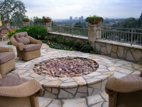 Outdoor Kitchens, Firepits, Fireplaces-2