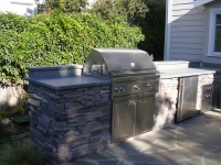Outdoor Kitchens, Firepits, Fireplaces-13