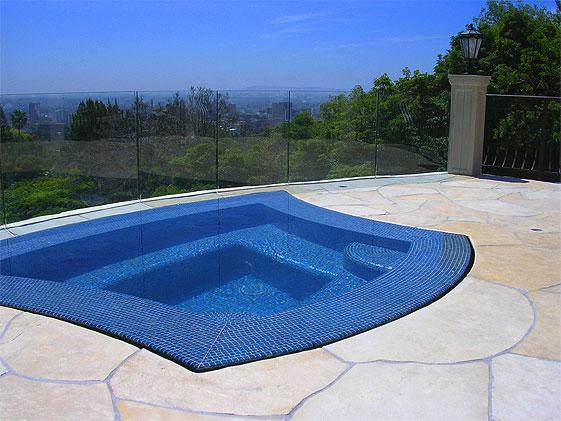 Premiere Concrete Los Angeles Spa