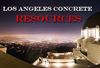 Los Angeles Concrete Resources