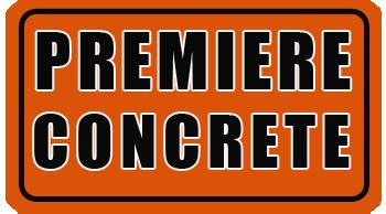 Premiere Concrete Los Angeles Logoset