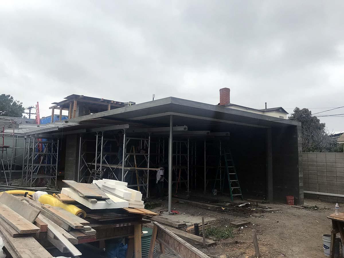 Premiere Concrete House
